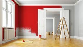 malowania pokoju, Red-Bud Usługi ogólnobudowlane Radosław Kudra, Głuchów