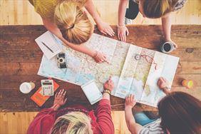 planowanie wyjazdu, Maria Łuczak Biuro Podróży Polonia, Wieruszów