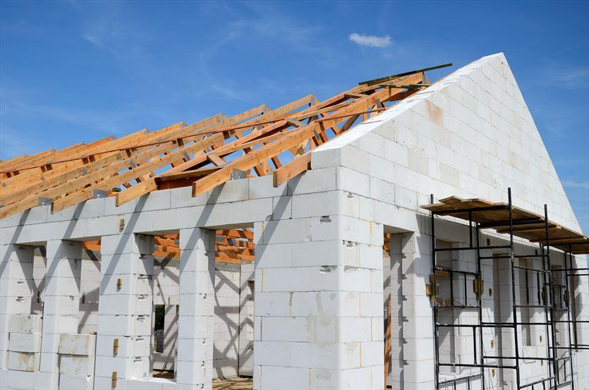 Budujemy domy parterowe i piętrowe , Tomasz Gwarczyk Usługi budowlane, Rosanów