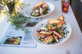 kuchnia włoska, Restauracja europejska a'la carte Warsztat Smaku, Głowno
