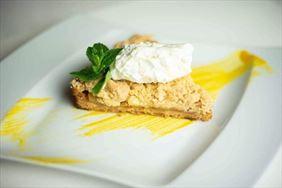 deser, Restauracja europejska a'la carte Warsztat Smaku, Głowno