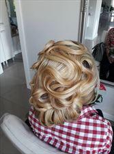 uczesanie na ślub, Aga. Salon fryzjerski, Skierniewice