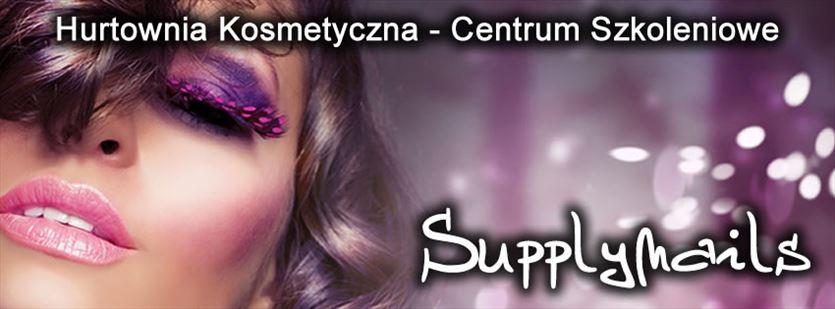 Sklep internetowy z szerokim asortymentem profesjonalnych kosmetyków , Supply Nails Kosmetyki do paznokci, szkolenia, sklep internetowy, Łódź