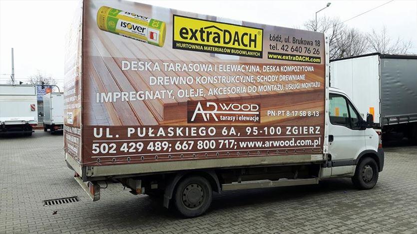 Egzotyczne drewno dla każdego, Ar Wood s.c., Łódź