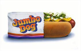 hot dog, Sklep Spożywczy Iwona Latoszewska, Błędów