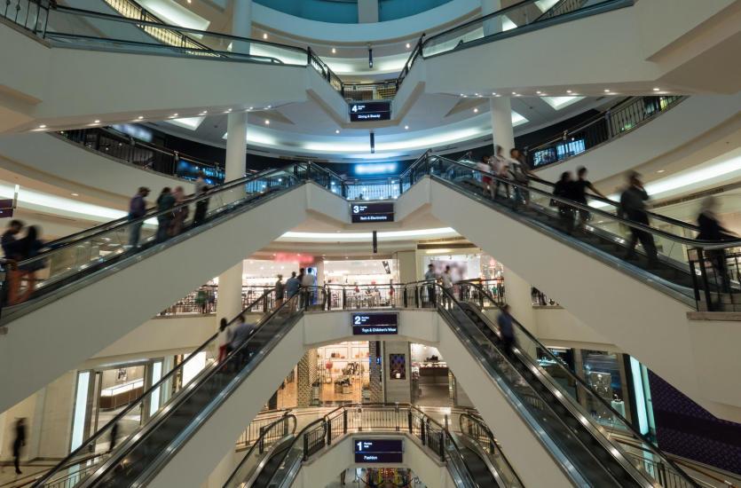 Ogromna przestrzeń użytkowa dla wschodzących przedsiębiorstw, ABC Centrum Sp. z o. o. Sp. k., Łódź