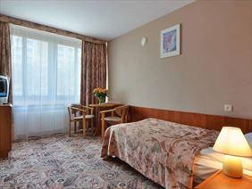 doba hotelowa, Mazowiecki Hotel, Łódź