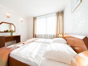 apartament hotelowy, Mazowiecki Hotel, Łódź
