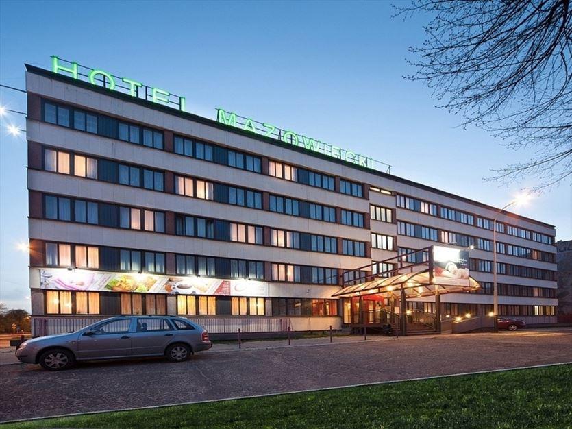 Renomowany hotel klasy ekonomicznej, Mazowiecki Hotel, Łódź