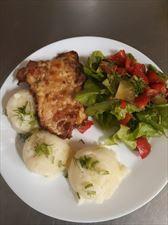 danie główne, Restauracja Pełny Talerz. Obiady domowy i imprezy okolicznościowe., Łódź