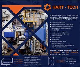 ulotka, Hart-Tech Sp. z o.o., Łódź