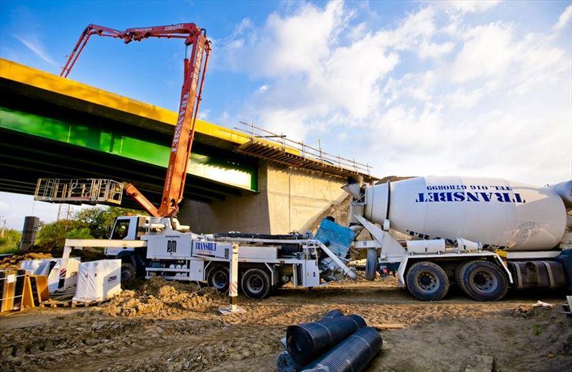 Produkujemy mieszanki betonowe według indywidualnych potrzeb, Transbet Betoniarnie Sp. z o.o. Sp. k., Przemyśl