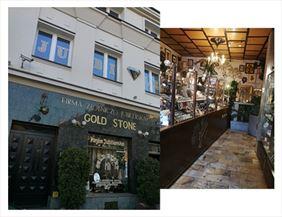 sklep jubilerski Gold Stone, Firma Jubilerska Gold Stone Mariusz Żychowski, Jasło