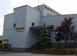 budynek Brach-Pol, Brach-Pol sp. z o.o., Tomaszów Lubelski