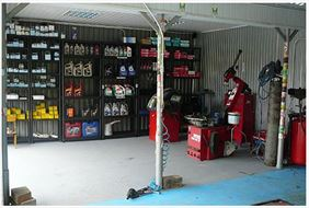 wulkanizacja, Domino s.c. PPUH . Instalacje LPG, klimatyzacja, serwis i sprzedaż opon, Łańcut