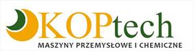 Logo firmy, KOPtech Zakład Mechaniczny Marek Kopala, Pustynia