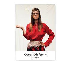 okulary Oscar Olufsen, Optyk Oczytanie Maria Skok, Jasło