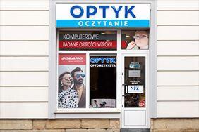 optyk, Optyk Oczytanie Maria Skok, Jasło