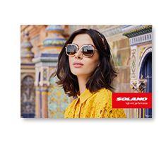 okulary przeciwsłoneczne Solaano, Optyk Oczytanie Maria Skok, Jasło