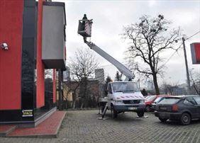 montaż centrali telefonicznych, Anna Idec Zakład budowy sieci telekomunikacyjnych, Zbydniów