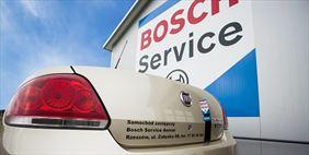 samochód zastępczy, Anmar Sp. z o.o. Bosch Service, Rzeszów