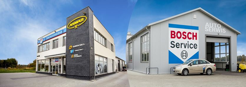 Profesjonalne usługi serwisowe , Anmar Sp. z o.o. Bosch Service, Rzeszów
