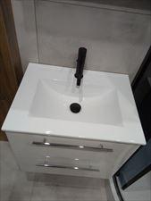 zlew w łazience, Design-Haus Sebastian Miareczka, Lublin