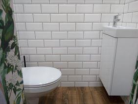 łazienka, Design-Haus Sebastian Miareczka, Lublin