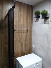 wnętrze łazienki, Design-Haus Sebastian Miareczka, Lublin