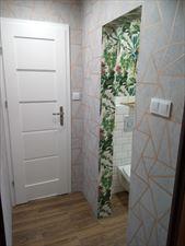 wejście do łazienki, Design-Haus Sebastian Miareczka, Lublin