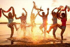 wakacje z przyjaciółmi, Słowik Hotel, restauracja, Poniatowa