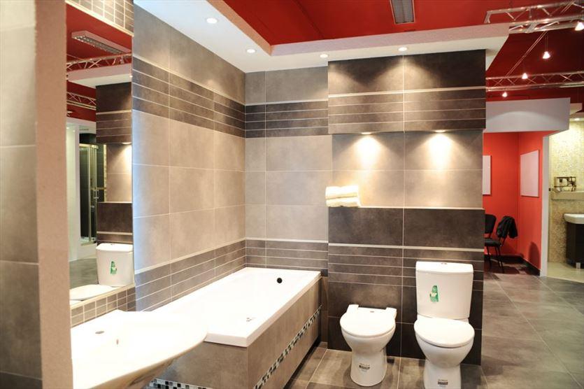 Sprzedaż materiałów wykończeniowych oraz projektowanie i urządzenie łazienek, Orion. PPUH. Sacewicz L.K., Biała Podlaska