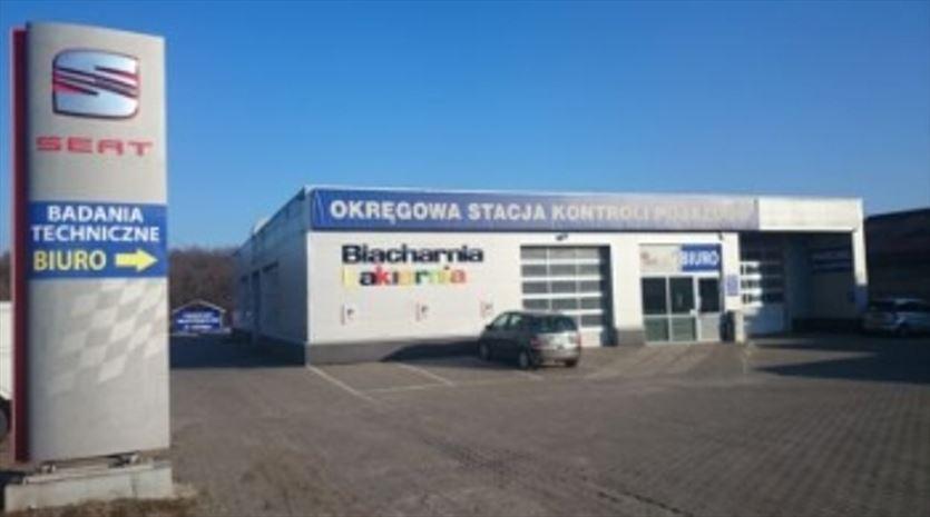 Diagnostyka i okresowe badania techniczne pojazdów, Okręgowa Stacja Kontroli Pojazdów TestCar, Lublin