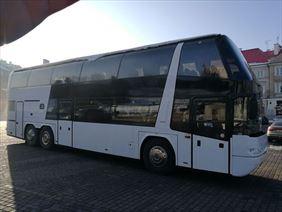 autobus dwupiętrowy, Impex-Trans Mariusz Besztak, Lublin