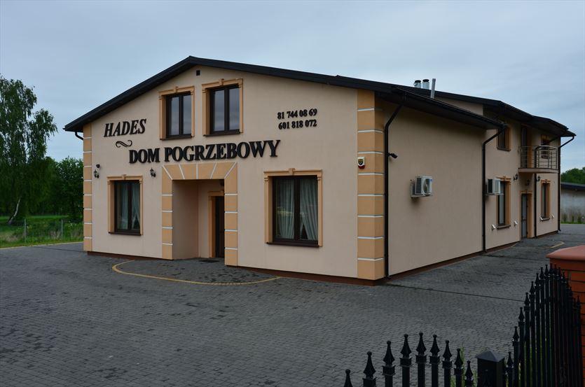Kompleksowa organizacja pochówków, Hades Usługi pogrzebowe Agnieszka Olszewska, Lublin