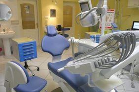 fotel dentystyczny, New-Dent Centrum stomatologiczne Małgorzata Kiernicka, Lublin