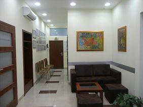 poczekalnia w centrum stomatologicznym New-Dent, New-Dent Centrum stomatologiczne Małgorzata Kiernicka, Lublin
