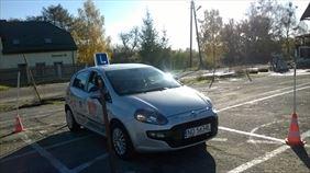 plac manewrowy, Ośrodek Szkolenia Kierowców Test Jarosław Bogusz, Olsztyn