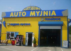 auto Myjnia, Krysgum, Olsztyn