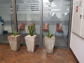 W środku - przyjazne wnętrze, Eskulap Lidzbarskie Centrum Medyczne, Lidzbark Warmiński