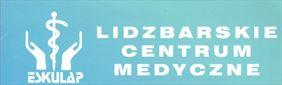 Logo LCM Eskulap, Eskulap Lidzbarskie Centrum Medyczne, Lidzbark Warmiński