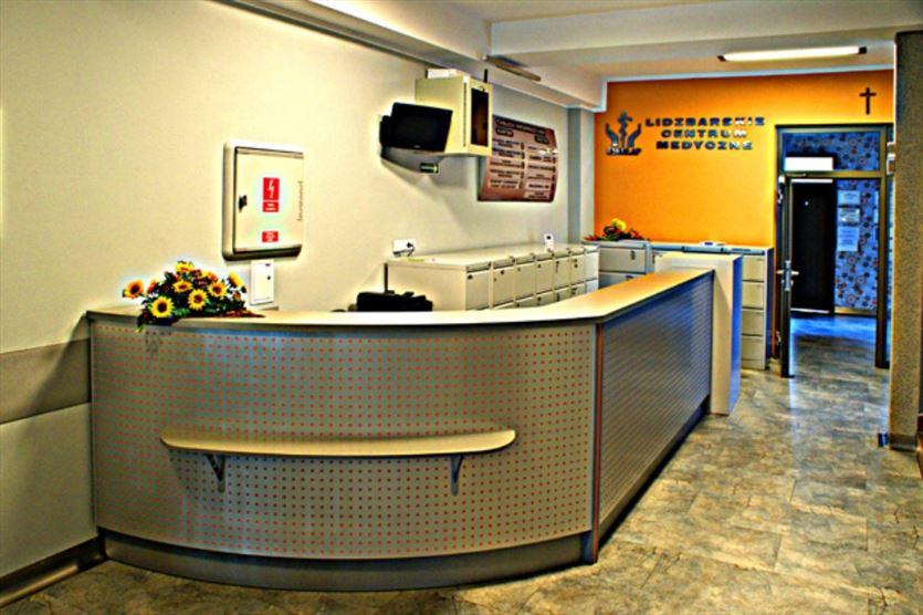 Podstawowa i specjalistyczna opieka zdrowotna, Eskulap Lidzbarskie Centrum Medyczne, Lidzbark Warmiński
