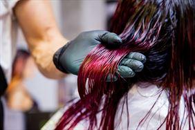 farbowanie włosów, Salon Fryzjerski Justyna Umińska, Szczytno
