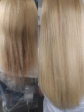 nanoplastia włosów, Atelier Urody Joanna Cichosz, Olsztyn