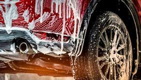 mycie samochodu, Łoś Krzysztof, Olsztyn