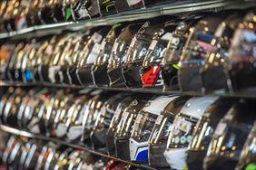 kaski motocyklowe, X-Moto Sklep & Outlet Motocyklowy, Karaś