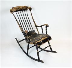 Fotel bujany, Mateusz Czarnota, Oborniki