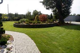 ogród, Zakładanie trawników i koszenie trawy w ogrodach, Włoszakowice
