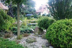staw, Zakładanie trawników i koszenie trawy w ogrodach, Włoszakowice