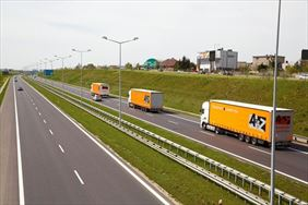 TIRY na drodze szybkiego ruchu, A & Z Transport-Logistyka Sp. z o.o. Transport krajowy i międzynarodowy, Stęszew